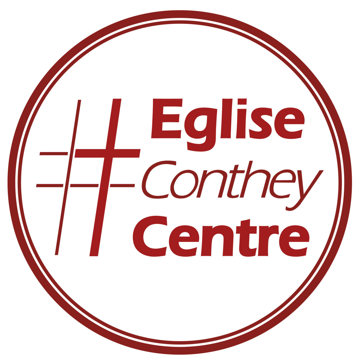 Logo #EgliseContheyCentre
