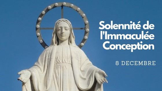 Photo Solennité de l'Immaculée Conception