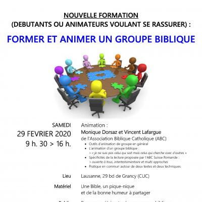 Flyer formation ABC du 29.02.2020